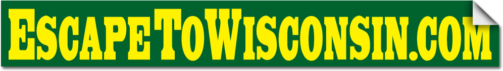Destinations Wisconsin Sticker